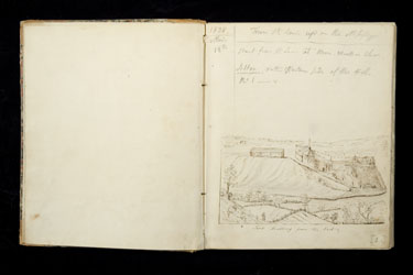 Fort Snelling Sketch