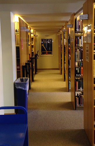 Library Ginn Reserve A Room