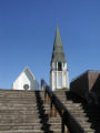Molde church angles