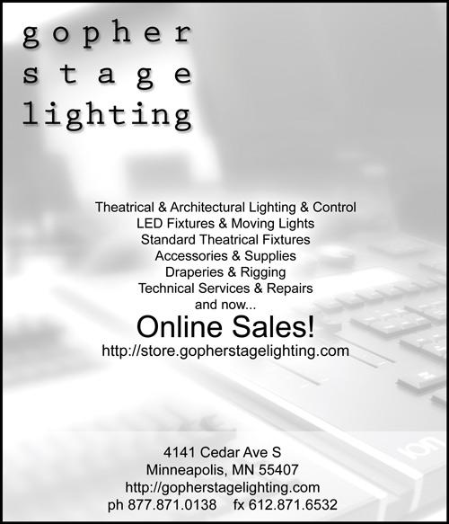 Gopher Stage Lighting