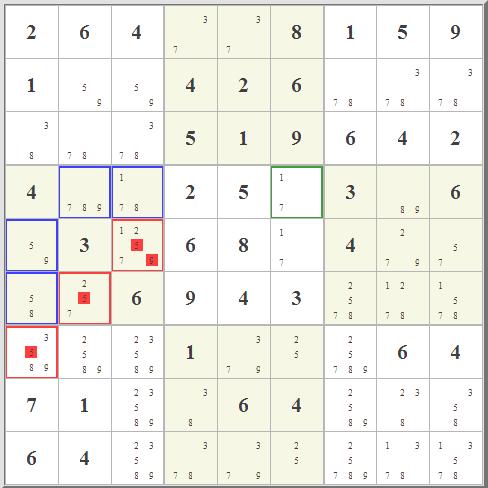 Sudoku Assistant -- Solving Techniques